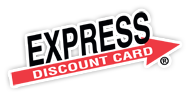 Express Discount Card