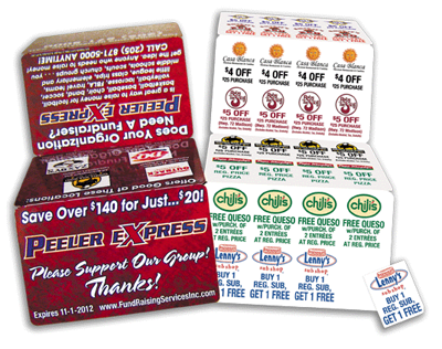 Peeler Express Cards